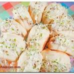 Receita Beirutinho de rosbife com molho de wasabi