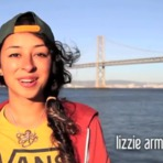 Vídeos - Lizzie Armanto em San Francisco com Penny Skateboards.