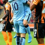 Hull City 2×4 Manchester City: atuais campeões sofrem para vencer