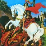 São Jorge - O Santo Guerreiro! Blog Pensamento Ecumênico