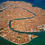 Visão aérea dos lugares mais espetaculares do planeta