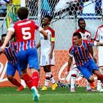 Os gols de Bahia 2 x 1 Flamengo – Brasileirão Serie A – 28/09/2014