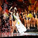 Cearense Melissa Gurgel é eleita a Miss Brasil 2014