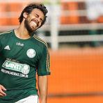 Palmeiras sofre virada em cinco minutos e se complica em SC
