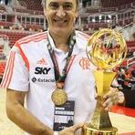 Basquete - Diretor de Esportes Olímpicos celebra vitória histórica.