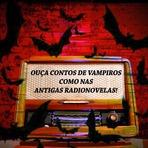 Ouça contos de terror e vampiros como nas antigas radionovelas.