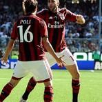 Futebol - Cesena 1×1 Milan: Rossoneros ficam somente no empate