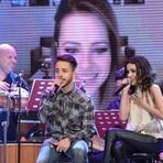"""Junior Lima Canta com Manu Gavassi e Sandy Faz Participação Especial no Programa """"Altas Horas"""""""
