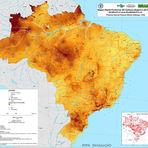 Embrapa Solo desenvolve mapa digital de carbono orgânico