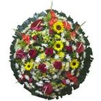 Os significados de uma coroa de flores