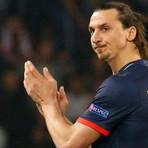 Futebol - Ibrahimovic não jogará contra o Barcelona