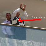 Homem mantém funcionario refém com explosivo ao corpo e diz ser uma ação terrorista em hotel em Brasília