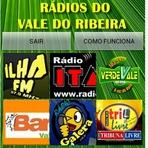 Internet - Baixe os Apps de Rádios do Vale do Ribeira para o seu celular