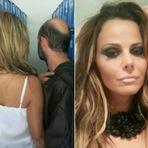 Vídeo de 'sexo' de Viviane Araújo: Não era a atriz nas cenas de 'sexo'