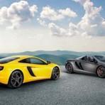 Automóveis - McLaren lança 625 C