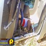 Acidente com vítima falta na RN 023 entre Santa Cruz e Coronel Ezequiel