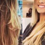 Cabelos com ombre hair