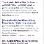 Internet - Google pode estar lançando ícones para Indicar sites otimizados para celulares