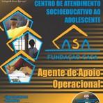 APOSTILA FUNDAÇÃO CASA SP AGENTE DE APOIO OPERACIONAL (SEXO MASCULINO) 2014