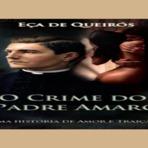 Livros - Livro O Crime do Padre Amaro de Eça de Queiroz PDF