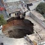Um dos Maiores buracos do Mundo
