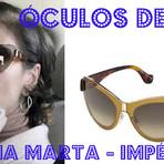 """Moda & Beleza - Conheça os óculos de sol de Maria Marta em """"Império"""""""