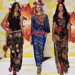 Moda & Beleza - Desigual e sua colorida primavera/verão 2015