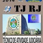 Concursos Públicos - Apostila Concurso Publico TJ RJ Tecnico de Atividade Judiciaria 2014