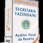 Concursos Públicos - Curso Concurso SEFAZ-RJ AUDITOR FISCAL