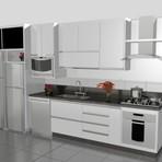 Diversos - Cozinhas Planejadas Pequenas