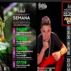 MC Gui usa mesmo logotipo de Luan Santana e fãs não gostaram