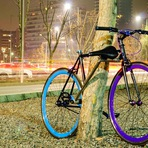 Curiosidades - Novo protótipo de bicicleta promete método eficiente contra roubos