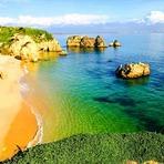 Praia de Dona Ana - Lagos, Algarve (Portugal).
