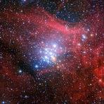 Espaço - Astrofoto: Irmãos estelares