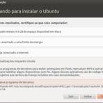 Instalação do Ubuntu