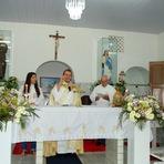 Religião - Serra da Tapuia: Fotos da Novena de São Francisco de Assis na noite dessa terça-feira 30 de setembro