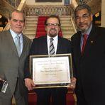 Religião - Asaph Borba é nomeado cidadão do Rio de Janeiro