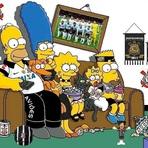 """Corinthians Faz Parceria com o Desenho """"Os Simpsons"""""""