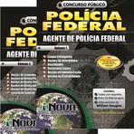 Concursos Públicos - Apostila Impressa Polícia Federal 2014 - Agente de Polícia Federal