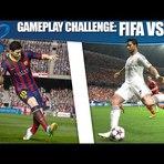 FIFA 15 e PES 2015 competem em um vídeo de comparação no PS4