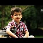 Religião - Menino emociona narrando histórias