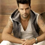 Ricky Martin fotos outubro 2014