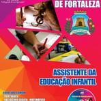 Apostila Concurso Assistente da Educação Infantil da Prefeitura de Fortaleza - CE 2014