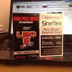 LIPO 6 BLACK X SINEFLEX