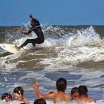 Ilha comemorou Dia do Surf no domingo 21/09 com shows, nitrograffiti e muitas atividades no Quiosque Surf