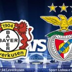 Video Golos Bayer Leverkusen 3 vs 1 Benfica – Liga dos Campeões