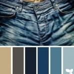 Design Seeds: esquemas de cores para totós