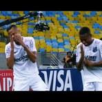 Os gols de  Botafogo 2 x 3 Santos – Copa do Brasil 2014 – 01/10/2014