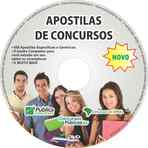 Apostilas Concurso UFG - Universidade Federal de Goiás - GO