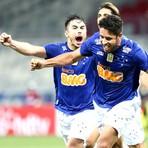 Os gols de Cruzeiro 1 x 0 ABC – Copa do Brasil -01/10/2014